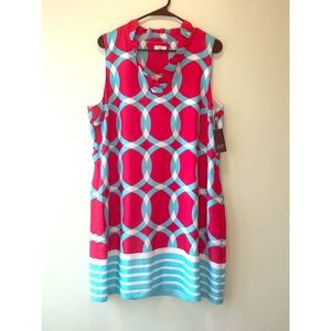 NWT Crown & Ivy Dress with Pockets